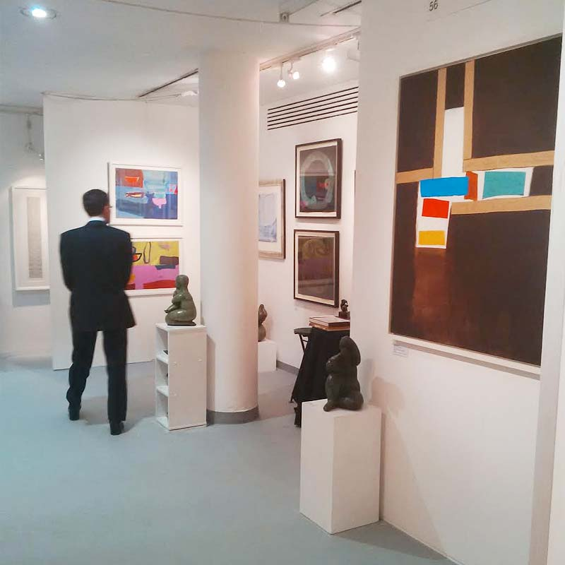 Fine Arts Consultancy's London Gallery