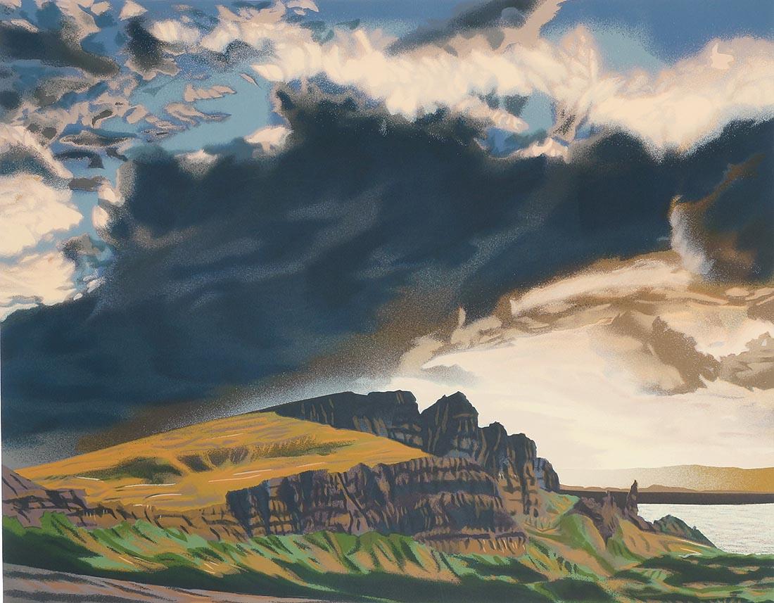 Brendan Nieland - Western Isle, Scotland
