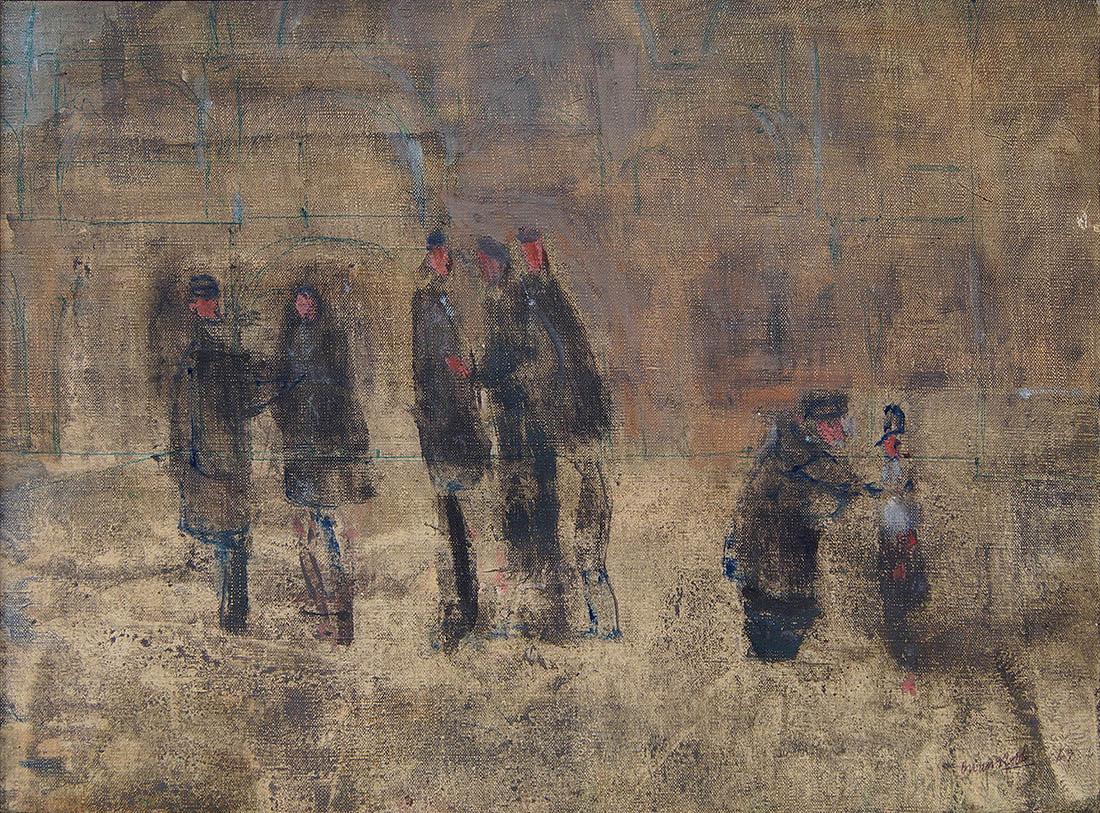Brian Robb - Three Conversations