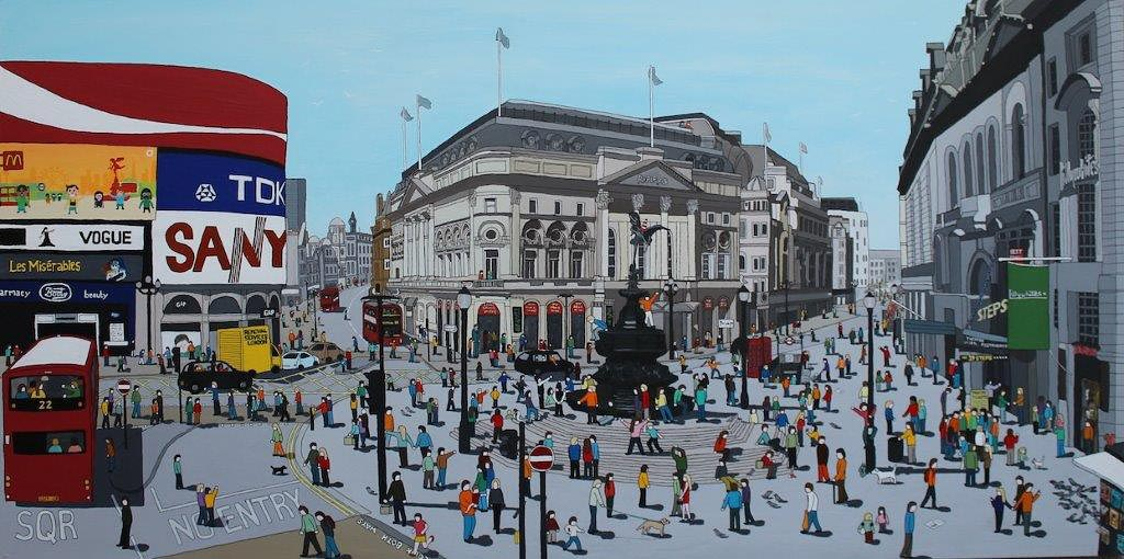 Lee Seller - Piccadilly Circus