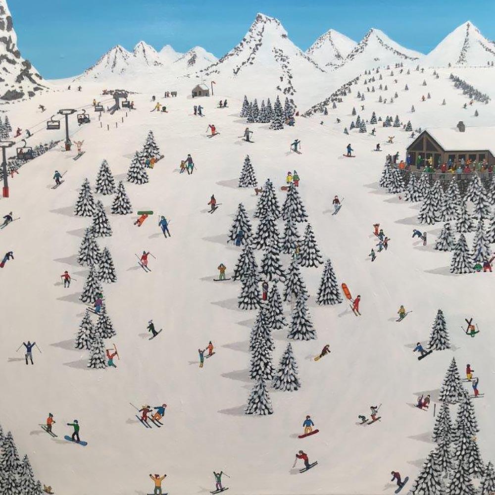 Lee Sellers - Winter Fun